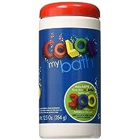 Color My Bath 300-Piece Color Changing Bath Tablets