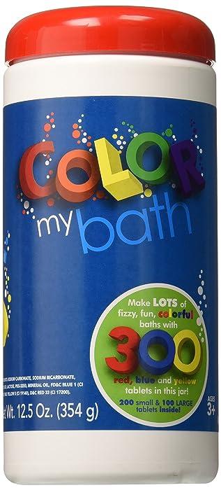 Top 8 Food Coloring Pills