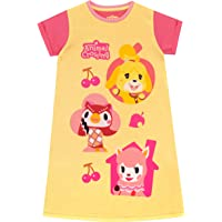 Animal Crossing Camisón para Niñas