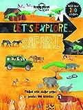 Let's Explore... Safari (Lonely Planet Kids)