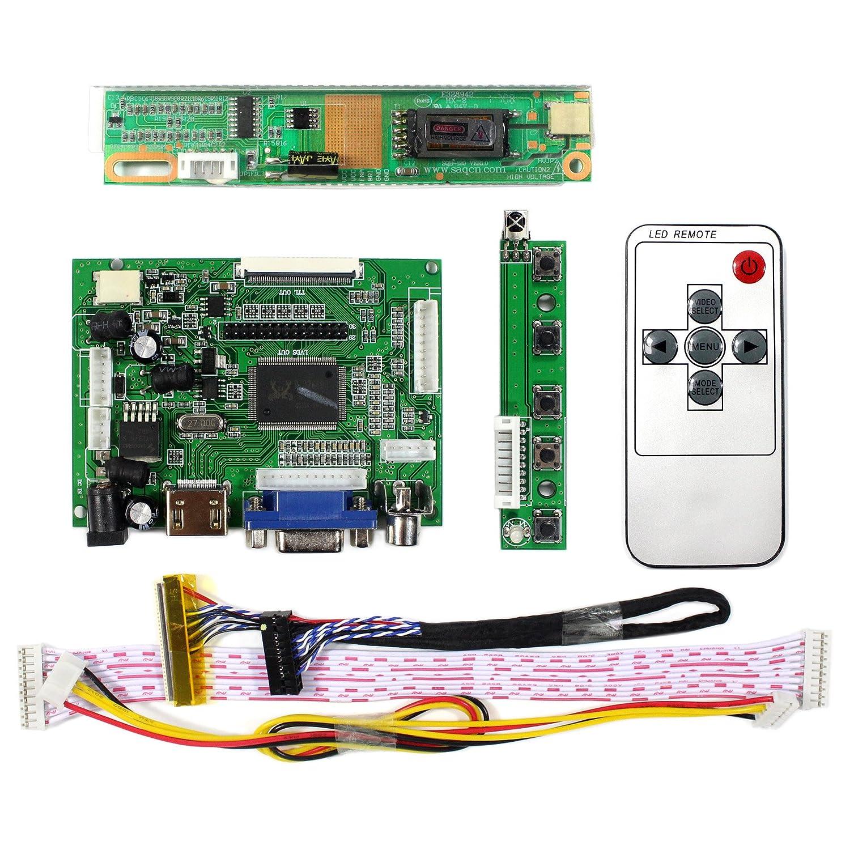 Placa Controladora Lcd Lp141wx3 Lp154w01 Lp154wx3 1280x800