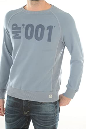 Meltin'pot Sweat Fin Logoté Mf014 -