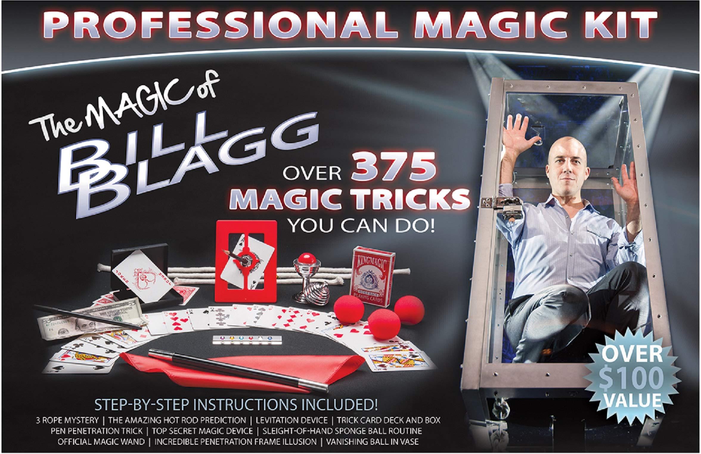 Bill Blagg Professional Magic Kit by MOBB Magic