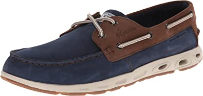 Columbia Homme Chaussures d'eau, BONEHEAD VENT LEATHER PFG