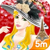 Romance in Paris: Girl city game where a romantic getaway turns into your most exciting boys dating, modelling, shopping, partying ever!