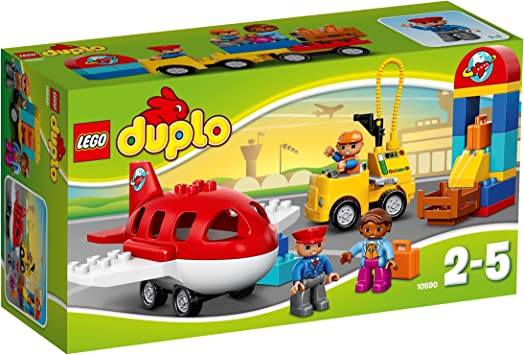 LEGO Duplo - El Aeropuerto, (10590): Amazon.es: Juguetes y juegos
