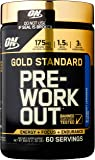 Optimum Nutrition Gold Standard Pre Workout, Blueberry Lemonade - 600 Grams