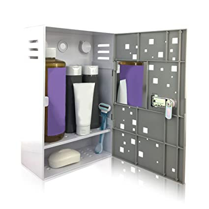 Amazon.com: The Shlocker, Shower Locker. Shower Storage Shower ...