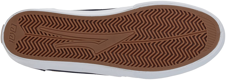 Lakai 6.5 Griffin Skate Shoe B073SNBGY8 6.5 Lakai M US|Navy/Gold Textile e982f6