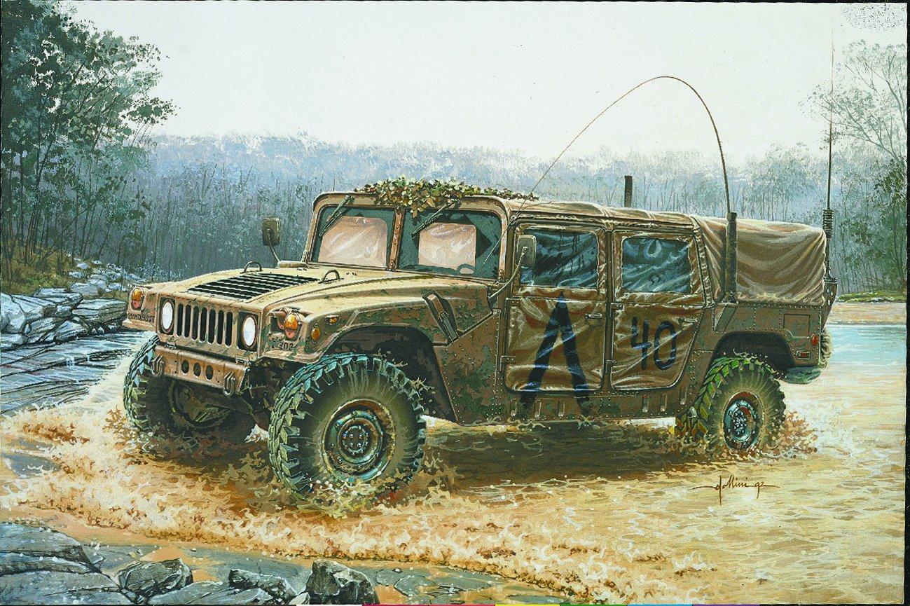 Italeri 273 1:35 Kit de Montaje Coche - Modelos de vehículos ...