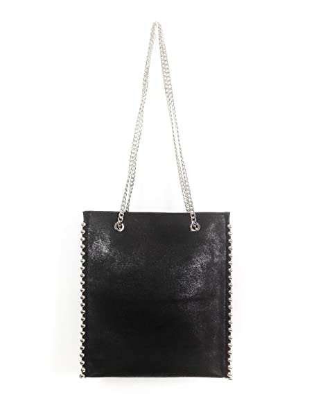 c6c1b67ed4 Zara Women's Studded tote bag 8040/204: Amazon.co.uk: Clothing