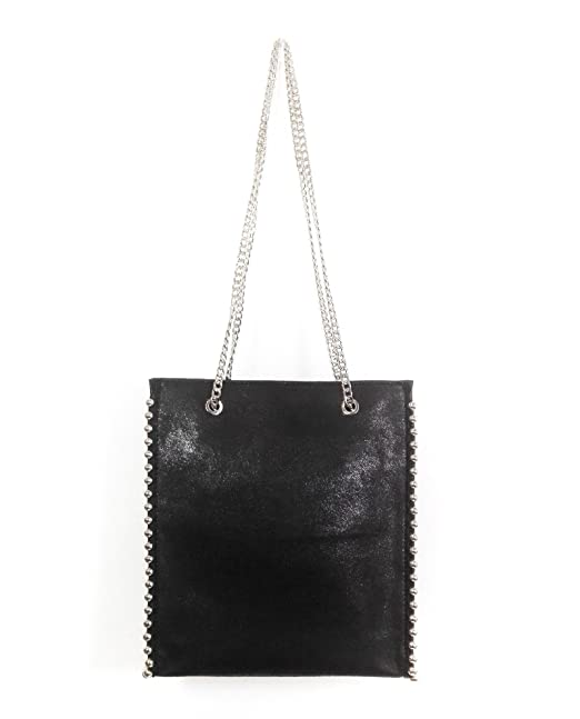 1a780009da Zara Donna Borsa shopper borchie 8040/204 (Medium): Amazon.it ...