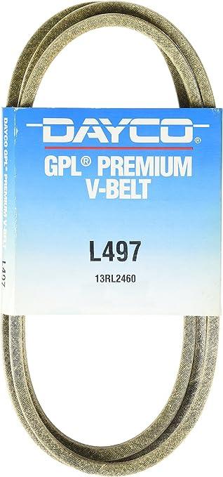 Dayco L495 V Belts