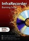 InfraRecorder Burning Suite - brennen, kopieren, rippen, sichern und löschen inkl. gedrucktem Handbuch für Windows 10-8-7-Vista-XP
