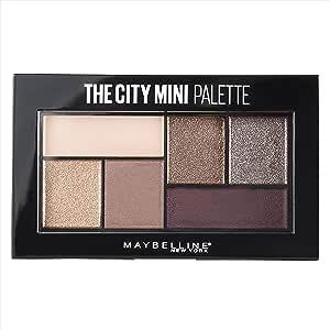Maybelline City Mini Eyeshadow Palette - Chill Brunch Neutrals
