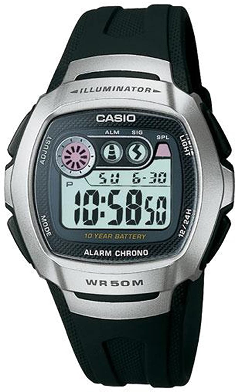 Casio Mens W210-1AV Classic Watch
