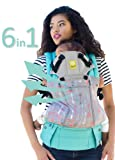 Amazon Price History for:SIX-Position, 360° Ergonomic Baby & Child Carrier by LILLEbaby ? The COMPLETE All Seasons (Turquoise w/Silver Arrow)