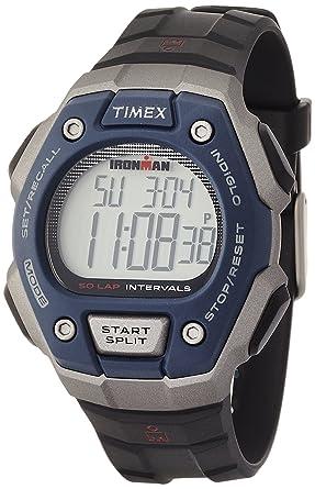 timex men s watch timex ironman ® ® classic 50 digital quartz timex men s watch timex ironman ® ® classic 50 digital quartz tw5k86000 plastic