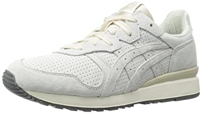 Onitsuka Tiger Men's Tiger Alliance Fashion Sneaker, Off-White/Off-White,