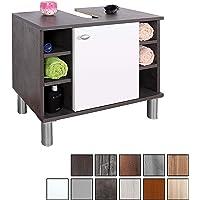 RICOO Waschbeckenunterschrank WM100