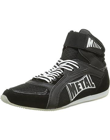 Metal Boxe Viper1 Calzado, Color Negro, Talla 43