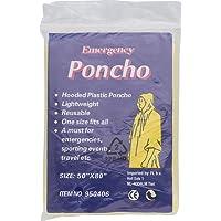 ShirtInStyle Notfall-Poncho Universum, ideal für Festivals, klein und schnell verpackt, Regencape, Regenpocho