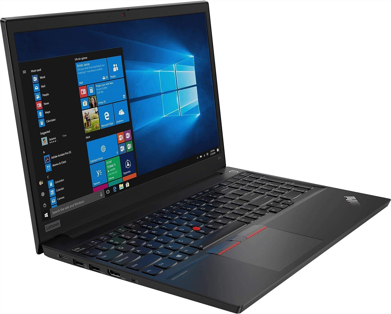 2021 Newest Lenovo Thinkpad E15 Business Laptop, 15.6