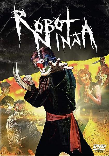 Robot Ninja [Edizione: Stati Uniti] [Italia] [DVD]: Amazon ...