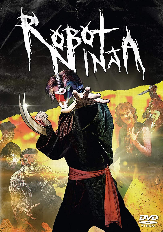 Amazon.com: Robot Ninja: J.R. Bookwalter, Scott P. Plummer ...