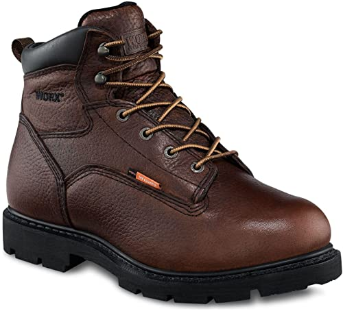 eaca981f9ad Amazon.com: WORX by Red Wing Shoes Men's 6