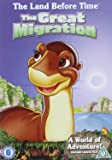 The Land Before Time Series 10: The Great Longneck Migration [DVD]