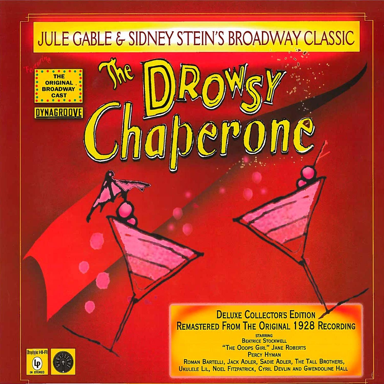 Vinilo : Drowsy Chaperone - Drowsy Chaperone - Original Broadway Cast Recording (LP Vinyl)
