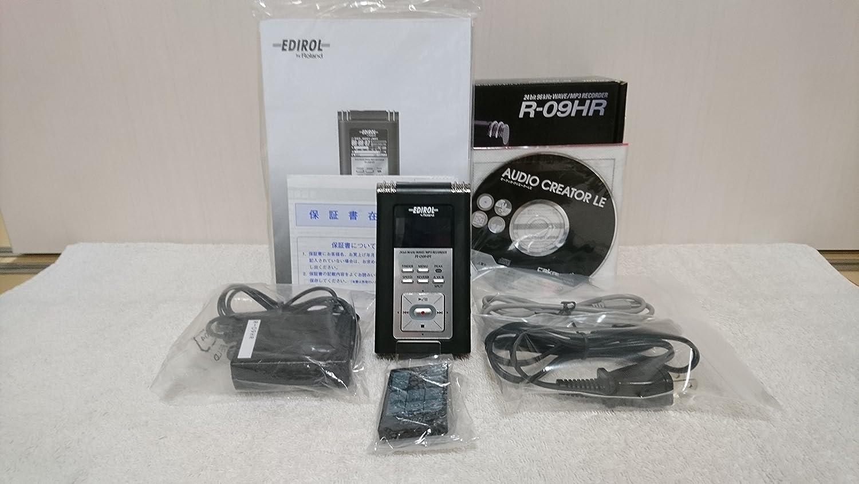 Roland 24bit WAVE/MP3 RECORDER R-09HR   B0015WNJ4G