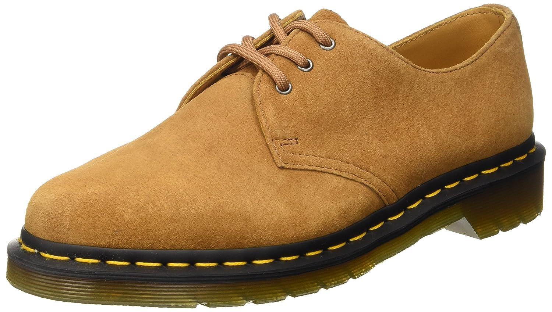 Dr. Martens 1461 Soft Buck, Zapatos de Vestir Unisex Adulto