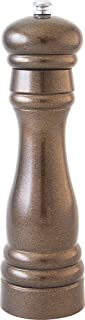 product image for Fletchers' Mill Federal Salt Mill, Metallic Copper - 8 Inch, Adjustable Coarseness Fine to Coarse, MADE IN U.S.A.
