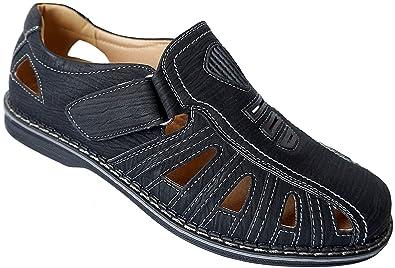 Herren Schuhe Halbschuhe Slipper Sandalen Sommer Gr.40 46 Nr