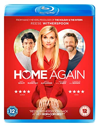 Amazoncom Home Again Blu Ray 2017 Reese Witherspoon Michael
