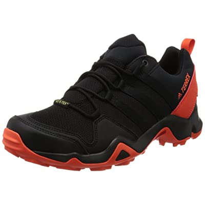 adidas Terrex Ax2r GTX, Chaussures de Randonnée Homme, Noir (Negbas/Negbas/Energi), 46 EU