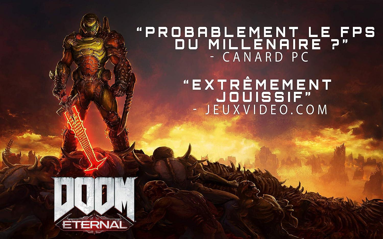 Doom Eternal pour Xbox One [Importación francesa]: Amazon.es ...