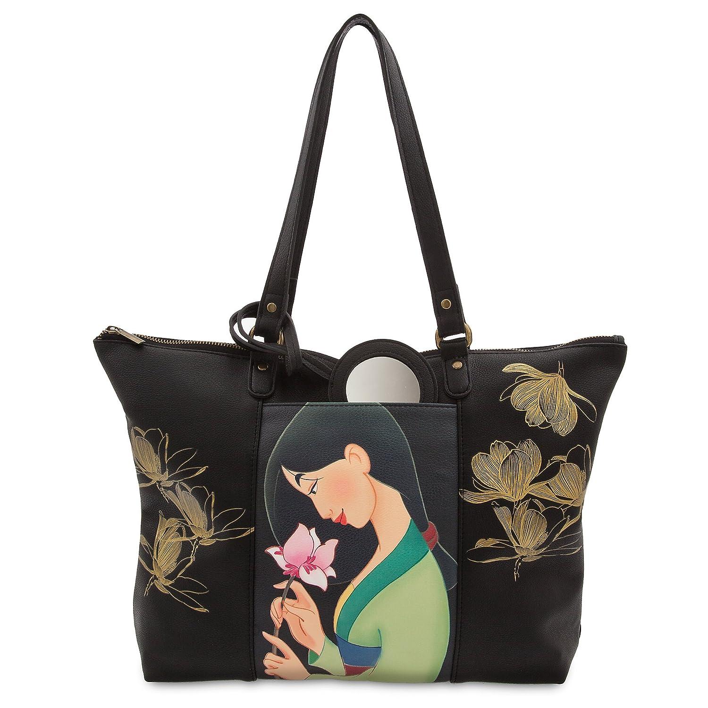 style classique de 2019 charme de coût nouveau sélection Disney Mulan Fashion Bag for Women Black