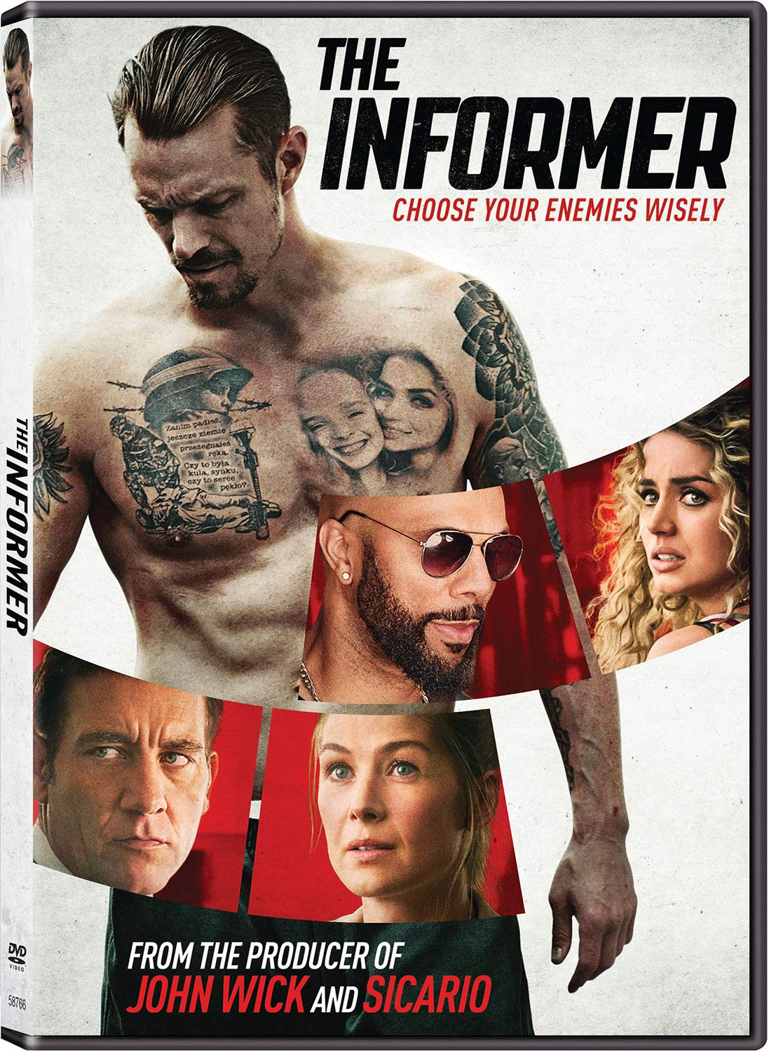 Book Cover: The Informer