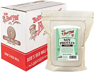 product image for Bob's Red Mill Gluten Free Soy Protein Powder, 14 Ounce (Pack of 4)