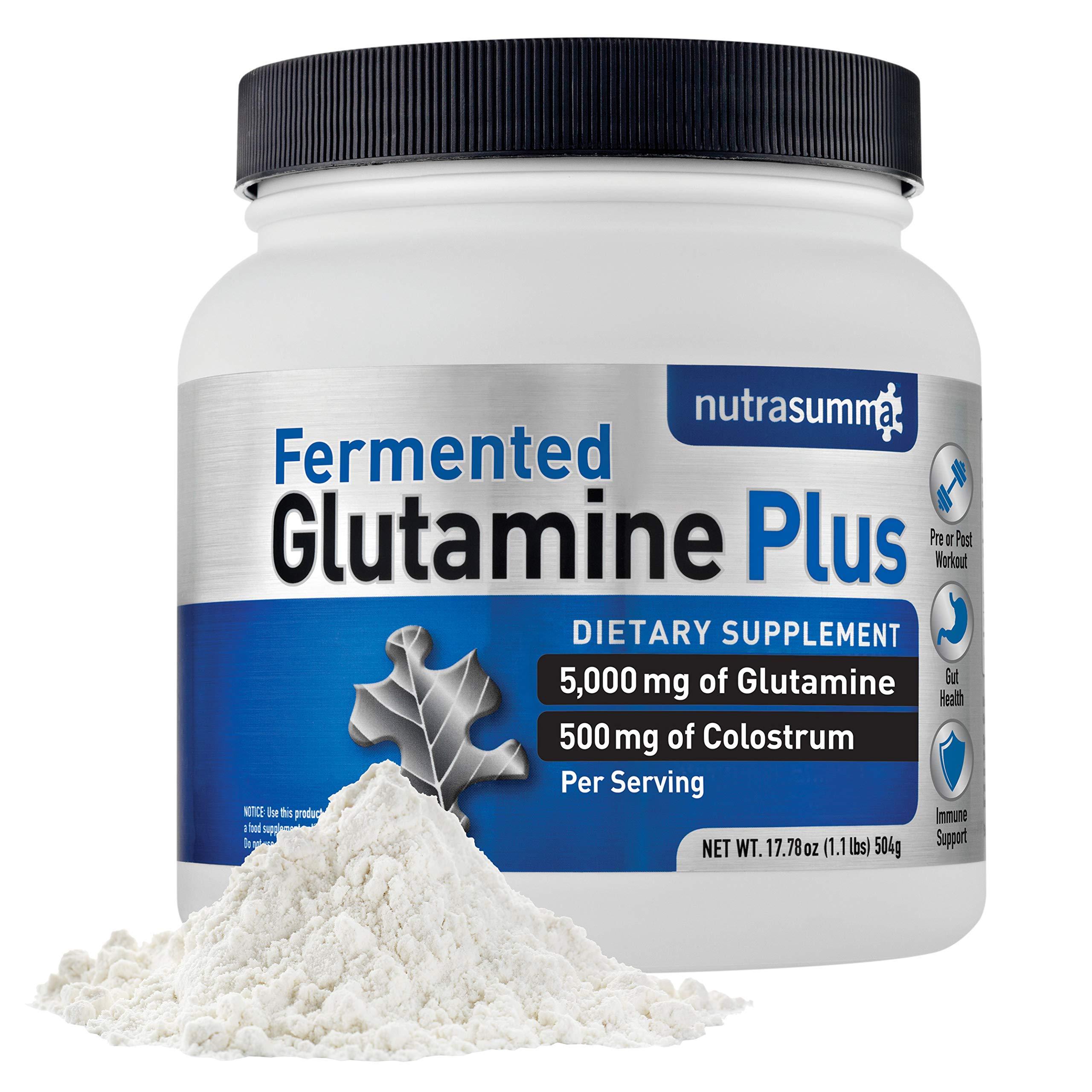 Nutrasumma Glutamine Plus 1.1 lb by Nutrasumma