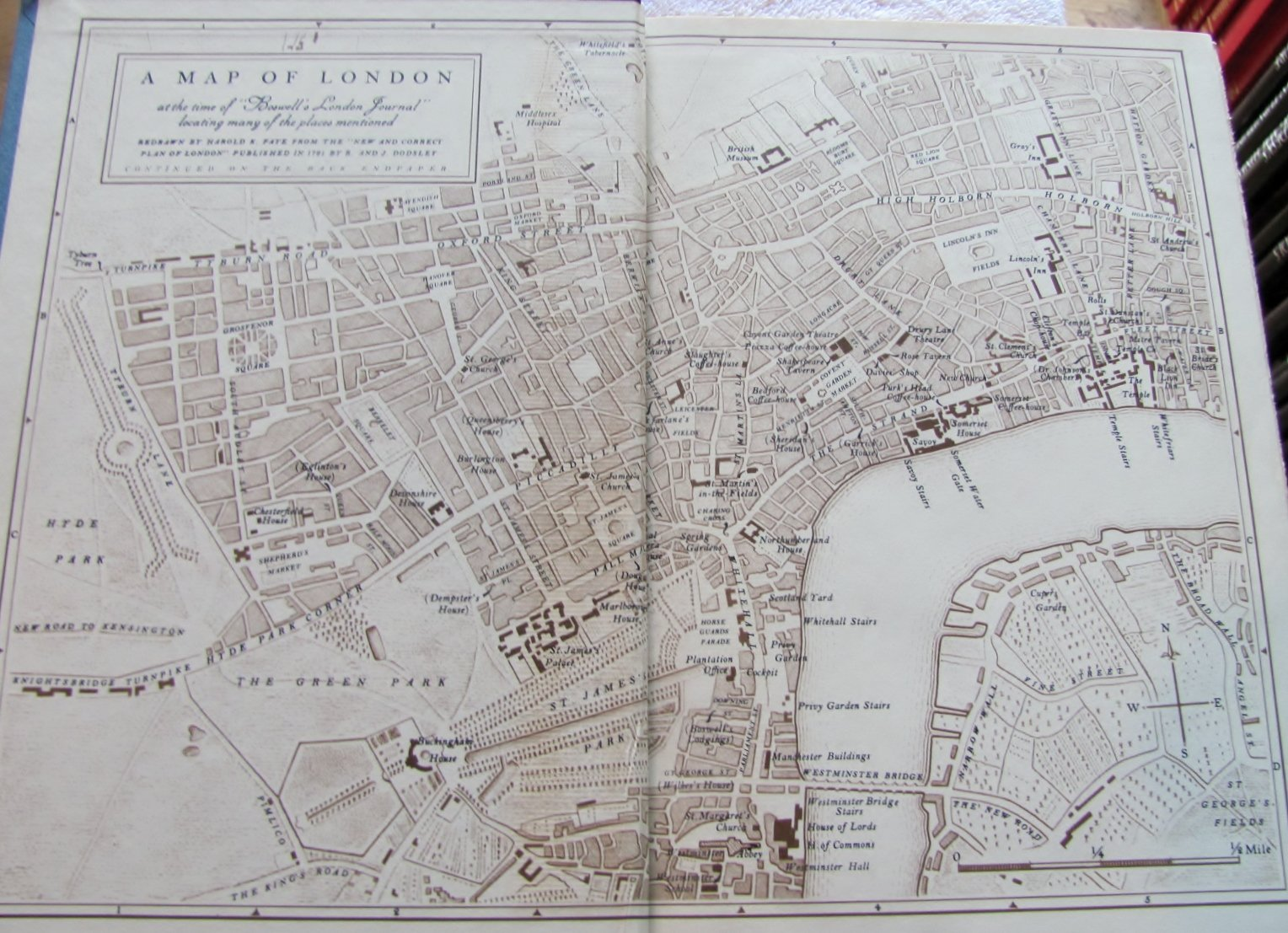 Boswell's London Journal, 1762-1763: Frederick A. Pottle, Christopher  Morley: Amazon.com: Books
