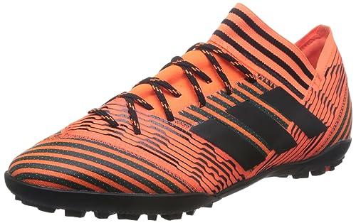 first rate 0708b 5d31d adidas Nemeziz Tango 73 Tf, Scarpe per Allenamento Calcio Uomo, (Solar  Orange