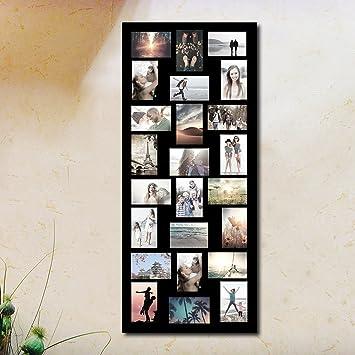 Brandneu Amazon.de: 1x Bilderrahmen Fotogalerie Foto Collage Galerie Holz  MP45