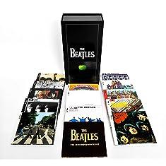 The Beatles (The Original Studio Recordings) Box set, Original recording