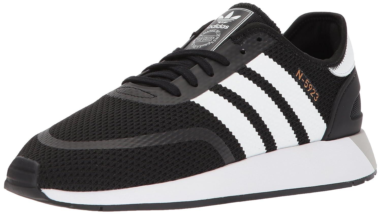Adidas hombre 's n 5923 zapatilla b072bx1h79 8 D (m) uscore negro, blanco