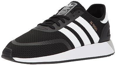 adidas Originals Men's N-5923 Sneaker Core Black FTWR White Grey One Fabric