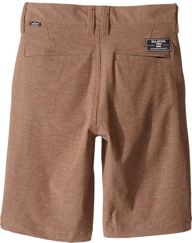Big Kids Billabong Kids Boys Crossfire X Shorts Bark Shorts